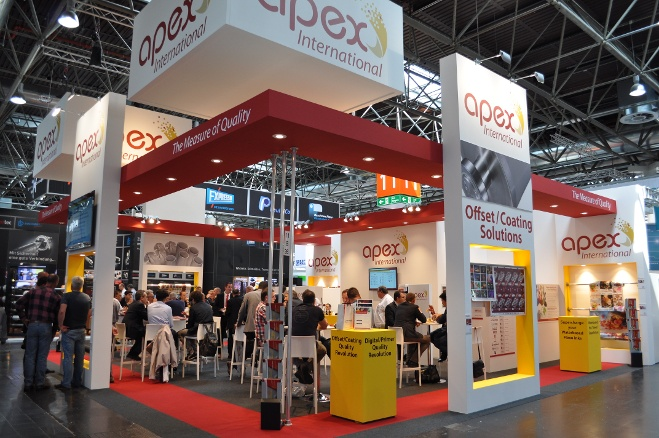 Apex International drupa 2016 Review - Apex Group of Companies